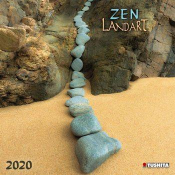 Calendar 2020  Zen Landart