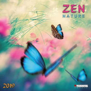 Calendar 2019  Zen Nature