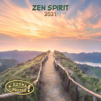 Calendar 2021 Zen Spirit