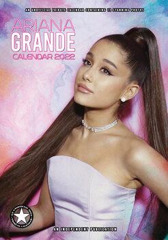 Calendário 2022 Ariana Grande