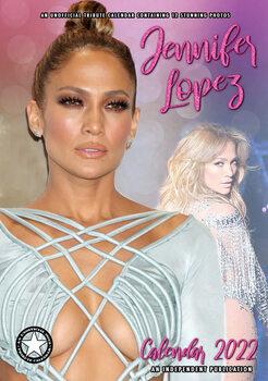 Calendário 2022 Jennifer Lopez