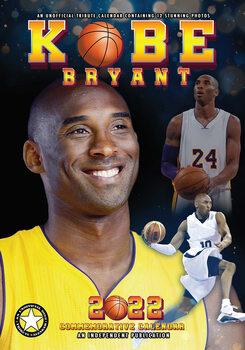 Calendário 2022 Kobe Bryant