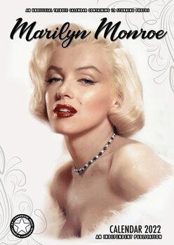 Calendário 2022 Marilyn Monroe