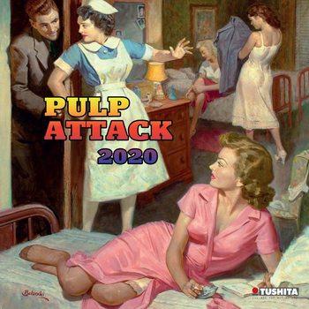 Calendário 2021 Pult Attack