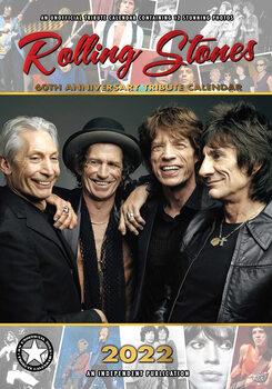 Calendário 2022 Rolling Stones