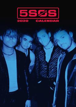 Calendário 2020  5 Seconds Of Summer