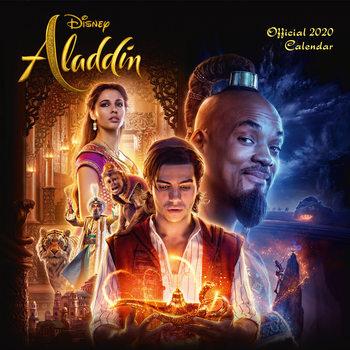 Calendário 2020  Aladdin