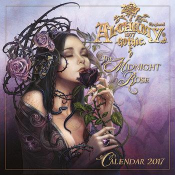 Calendário 2017 Alchemy