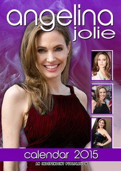 Calendário 2017 Angelina Jolie
