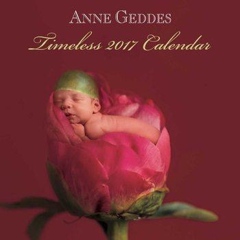 Calendário 2021 Anne Geddes - Timeless