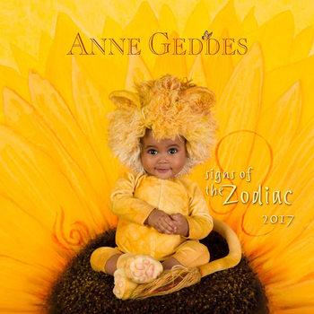 Calendário 2021 Anne Geddes - Zodiac