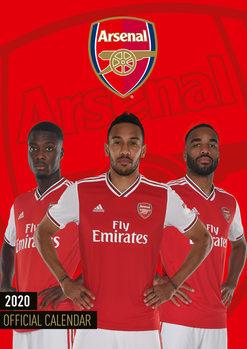 Calendário 2020  Arsenal FC