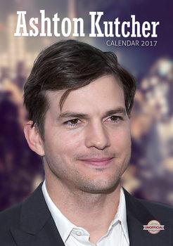 Calendário 2017 Ashton Kutcher