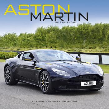 Calendário 2019  Aston Martin