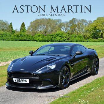 Calendário 2020  Aston Martin