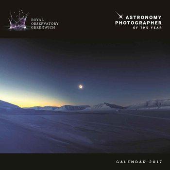 Calendário 2021 Astronomy - Photographer of the Year