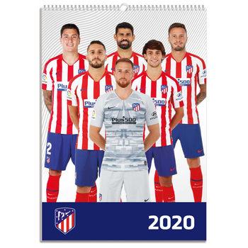 Calendário 2020  Atletico Madrid