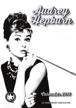 Calendário 2019  Audrey Hepburn