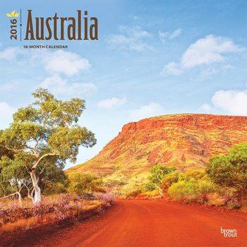 Calendário 2018  Australia