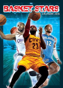 Calendário 2018 Basket