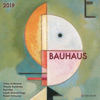 Calendário 2019  Bauhaus