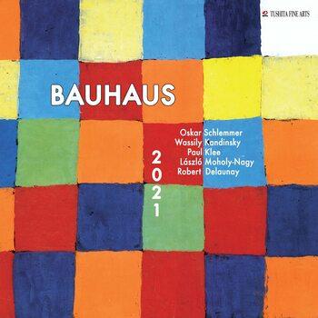 Calendário 2021 Bauhaus