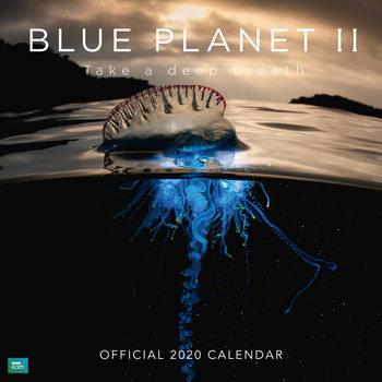 Calendário 2020  BBC Blue Planet