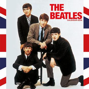 Calendário 2018  Beatles