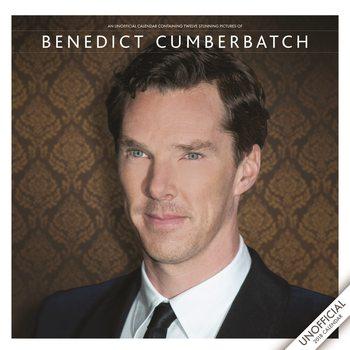 Calendário 2018 Benedict Cumberbatch