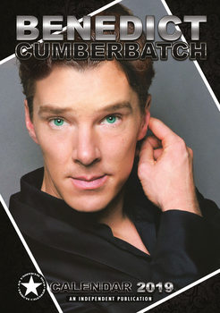 Calendário 2019  Benedict Cumberbatch