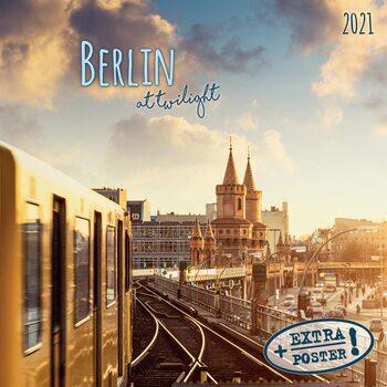 Calendário 2021 Berlin