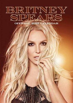 Calendário 2019  Britney Spears