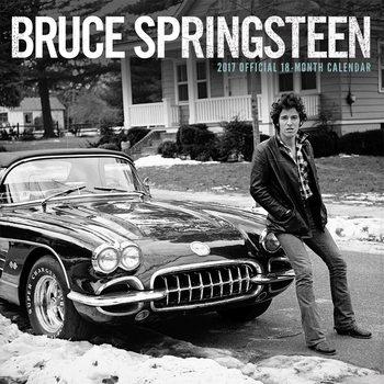 Calendário 2017 Bruce Springsteen