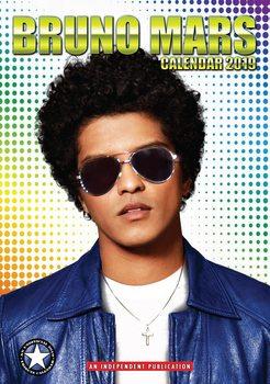 Calendário 2019  Bruno Mars