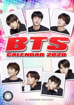 Calendário 2020  BTS