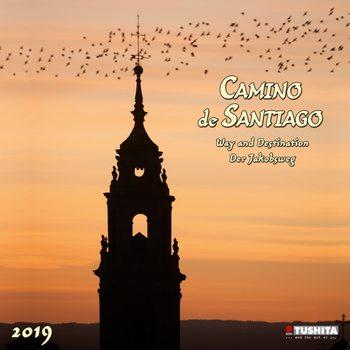 Calendário 2019  Camino de Santiago