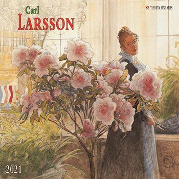 Calendário 2021 Carl Larsson