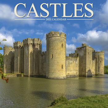Calendário 2021 Castles