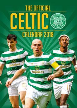 Calendário 2018 Celtic