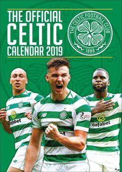 Calendário 2019  Celtic
