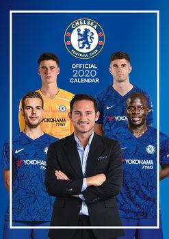 Calendário 2020  Chelsea FC
