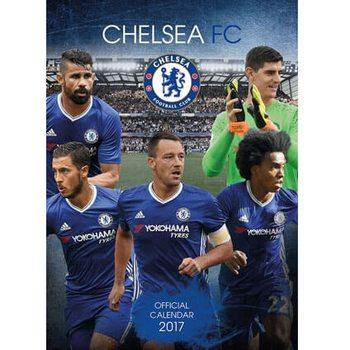 Calendário 2017 Chelsea