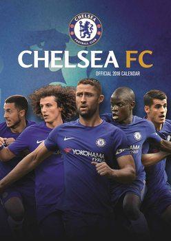 Calendário 2018 Chelsea