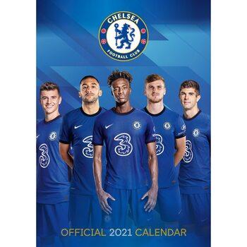 Calendário 2021 Chelsea