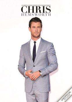 Calendário 2017 Chris Hemsworth
