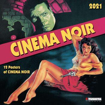 Calendário 2021 Cinema Noir
