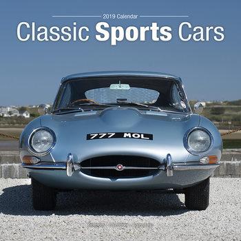 Calendário 2019  Classic Sports Cars