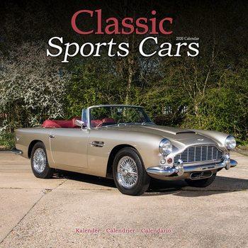 Calendário 2020  Classic Sports Cars