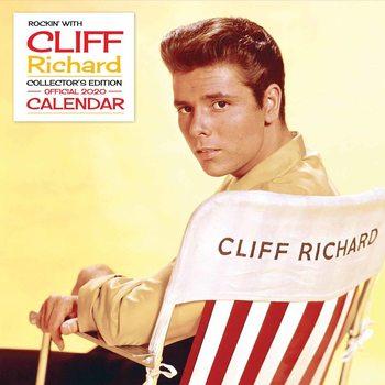 Calendário 2020  Cliff Richard