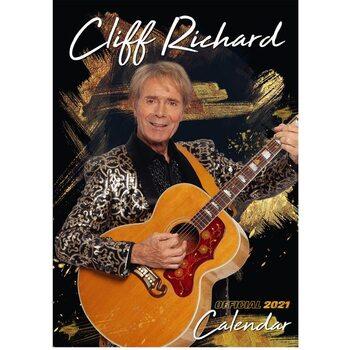 Calendário 2021 Cliff Richard